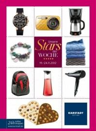 KARSTADT Stars der Woche November 2012 KW47