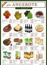 LPG Biomarkt Aktuelle Angebote November 2012 KW47
