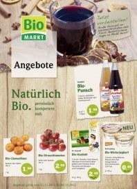 Biomarkt Aktuelle Angebote November 2012 KW47