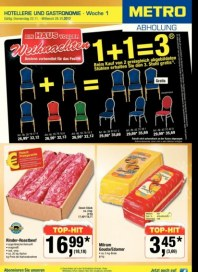 Metro Cash & Carry Gastronomie-Journal November 2012 KW47 1