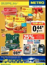 Metro Cash & Carry Food November 2012 KW47 3