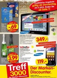 Treff 3000 Der Marken-Discounter November 2012 KW48 3