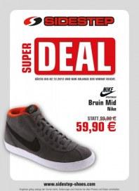 Sidestep Super Deal November 2012 KW47 3