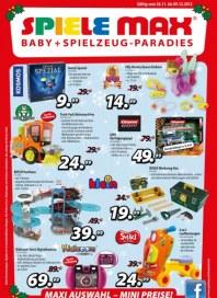 Spiele Max Maxi Auswahl - Mini Preise November 2012 KW47 1