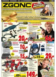 ZGONC Handel GmbH ZGONC Angebote 26.11. - 29.12.2012 November 2012 KW48