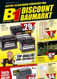 B1 Discount Baumarkt Aktuelle Angebote November 2012 KW47 2