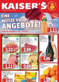 Kaisers Tengelmann Aktuelle Angebote November 2012 KW48 3