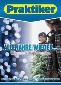Praktiker Alle Jahre wieder ... 2012 November 2012 KW47
