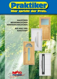 Praktiker Alle Türen aus Holz und Kunststoff 2012 / 2013 November 2012 KW47