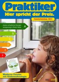 Praktiker Fensterkatalog 2012 / 2013 November 2012 KW47
