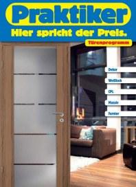 Praktiker Türenprogramm 2012 / 2013 November 2012 KW47