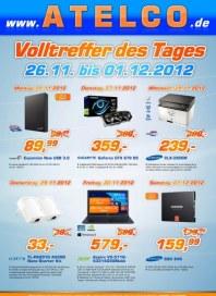 Atelco Volltreffer November 2012 KW48