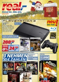 real,- Neu November 2012 KW48