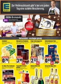 Edeka Zur Weihnachtszeit gibts bei uns jeden Tag eine schöne Bescherung November 2012 KW48