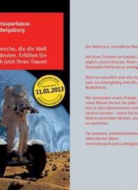 Kreissparkasse Ludwigsburg Wünsche, die die Welt bedeuten! 2012 November 2012 KW46