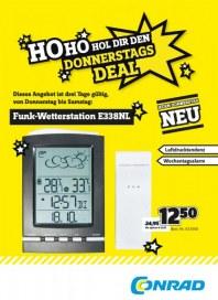 Conrad HoHo Hol dir den Donnrrstags Deal November 2012 KW48