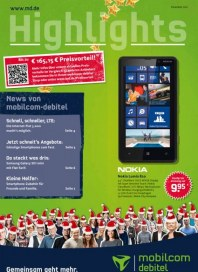 mobilcom-debitel Highlights November 2012 KW48 2