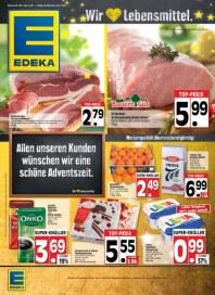 Edeka Markenqualität unfassbar günstig Dezember 2012 KW49