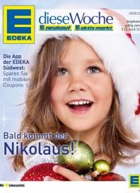 Edeka Diese Woche Dezember 2012 KW49