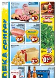 Edeka Spartipp der Woche Dezember 2012 KW49