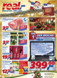 real,- Einmal hin. Alles drin Dezember 2012 KW49 1