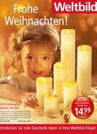 Weltbild Frohe Weihnachten Dezember 2012 KW49