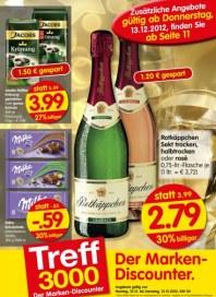 Treff 3000 Der Marken-Discounter Dezember 2012 KW50 1