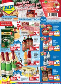 NP-Discount Niedrige Preise - Clevere Kunden Dezember 2012 KW50