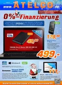 Atelco 0%-Finanzierung Dezember 2012 KW50