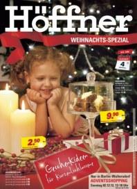 Höffner Weihnachten Dezember 2012 KW48