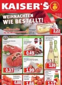 Kaisers Tengelmann Aktuelle Angebote Dezember 2012 KW50