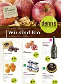 Denn's Biomarkt Aktuelle Angebote Dezember 2012 KW49