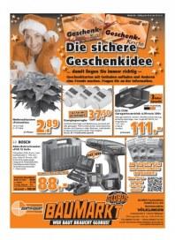 Globus Baumarkt Haupflyer Dezember 2012 KW50