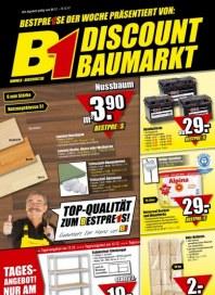 B1 Discount Baumarkt Aktuelle Angebote Dezember 2012 KW49