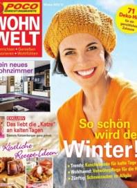 POCO Kundenmagazin Wohnwelt Dezember 2012 KW50