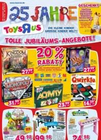 Toys'R'us Weihnachtskatalog Dezember 2012 KW50