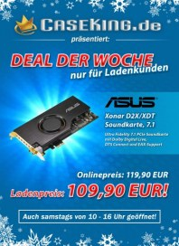Caseking GmbH Deal der Woche Dezember 2012 KW50 2