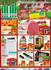 Marktkauf Wir wünschen Ihnen einen schönen 4. Advent Dezember 2012 KW51