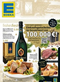 Edeka Frohes Fest Dezember 2012 KW51