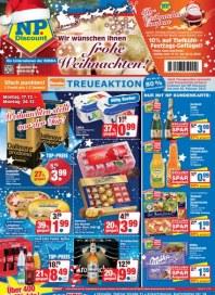 NP-Discount Wir wünschen Ihnen frohe Weihnachten Dezember 2012 KW51