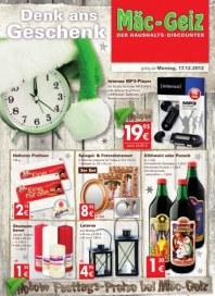 Mäc-Geiz Aktuelle Angebote Dezember 2012 KW51 1