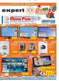 expert Media Park Jubelangebote Nr. 51 Dezember 2012 KW51