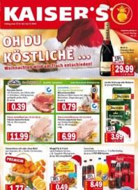 Kaisers Tengelmann Aktuelle Angebote Dezember 2012 KW51 1
