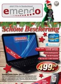 Emendo Aktuelle Angebote Dezember 2012 KW48