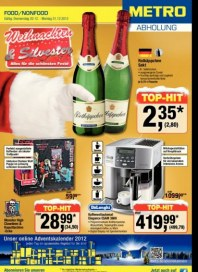 Metro Cash & Carry Food Dezember 2012 KW51 3