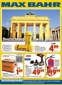 Bahr Baumarkt Aktuelle Angebote Dezember 2012 KW52 2