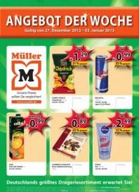 Müller Angebot der Woche Dezember 2012 KW52 1