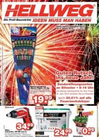 Hellweg Aktuelle Angebote Dezember 2012 KW52