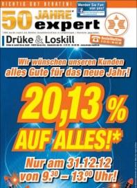 expert Aktuelle Angebote Dezember 2012 KW01 25