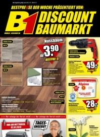 B1 Discount Baumarkt Aktuelle Angebote Dezember 2012 KW52 1